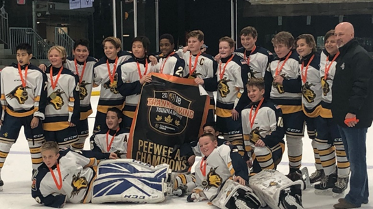 Youth Hockey Elective Almentia Academy